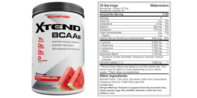 Best BCAA For Intermittent Fasting: Top 3 For 2019 | ATP